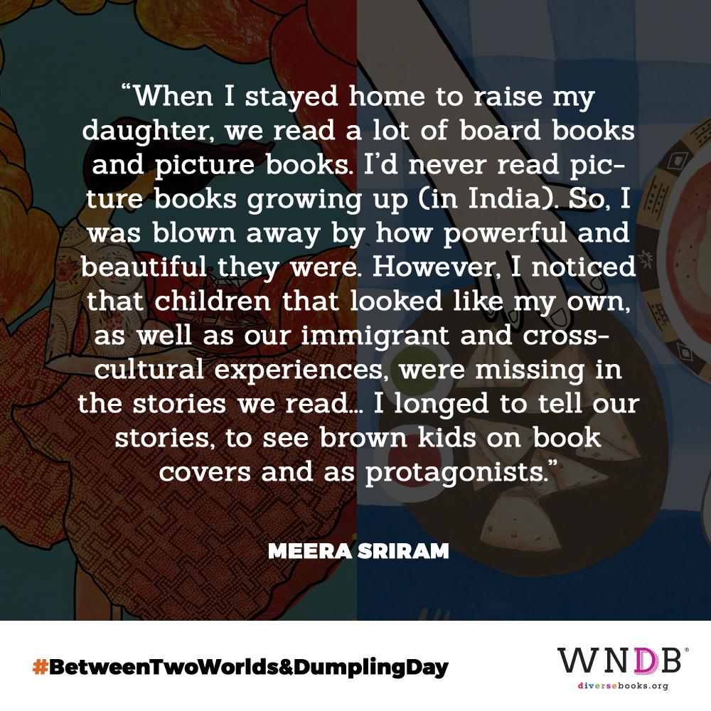 Meera Sriram blog quote