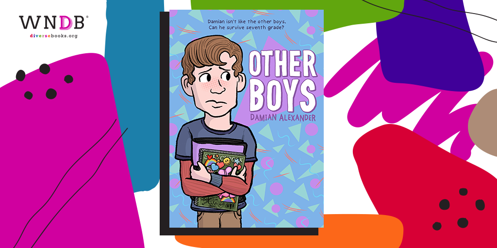 Q&A With Damian Alexander, Other Boys