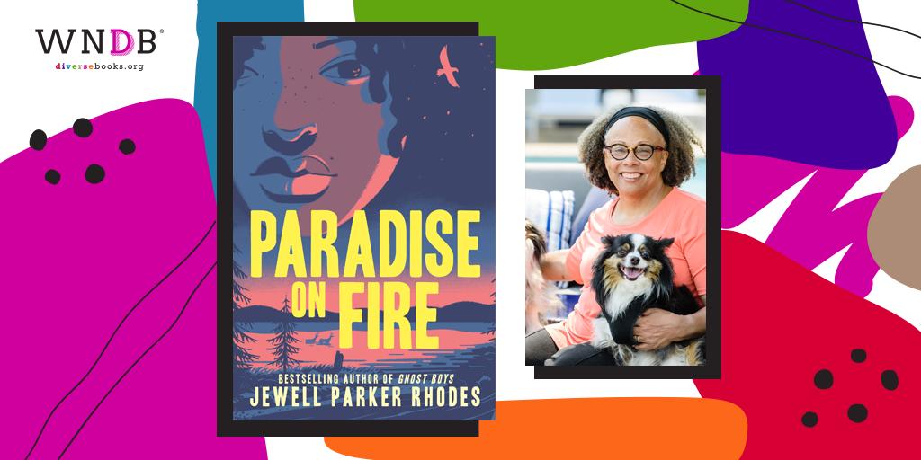 Paradise on Fire blog header