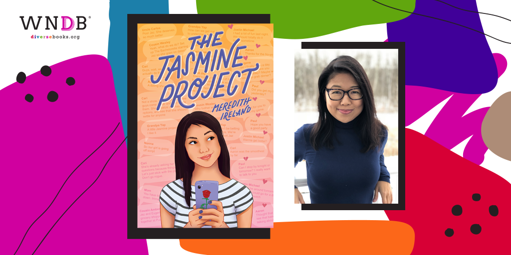 The Jasmine Project blog header