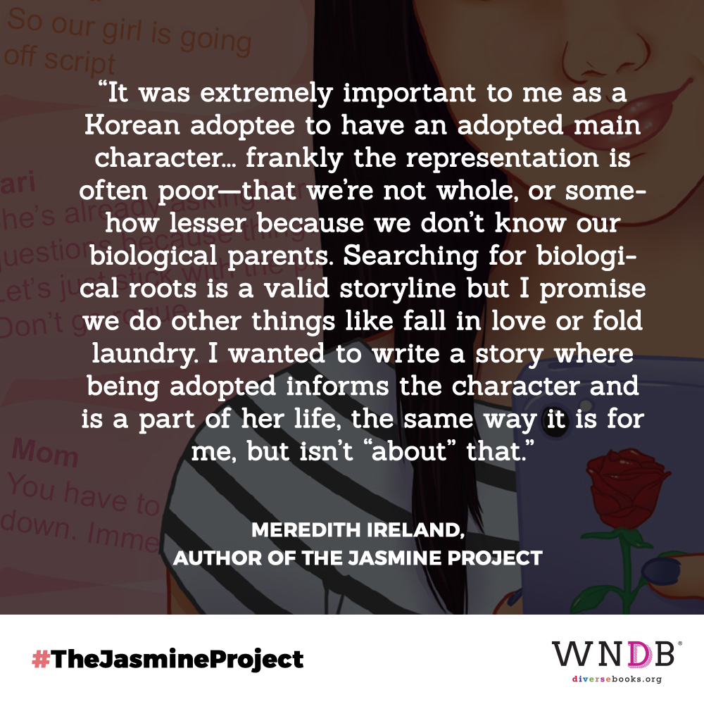 the jasmine project quote