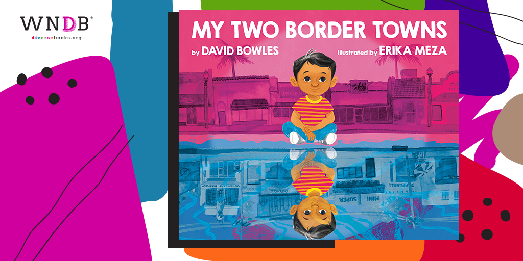 My Two Border Towns Is About the Duality of Life on the Border