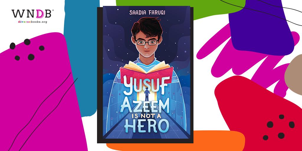 Q&A With Saadia Faruqi, Yusuf Azeem Is Not A Hero