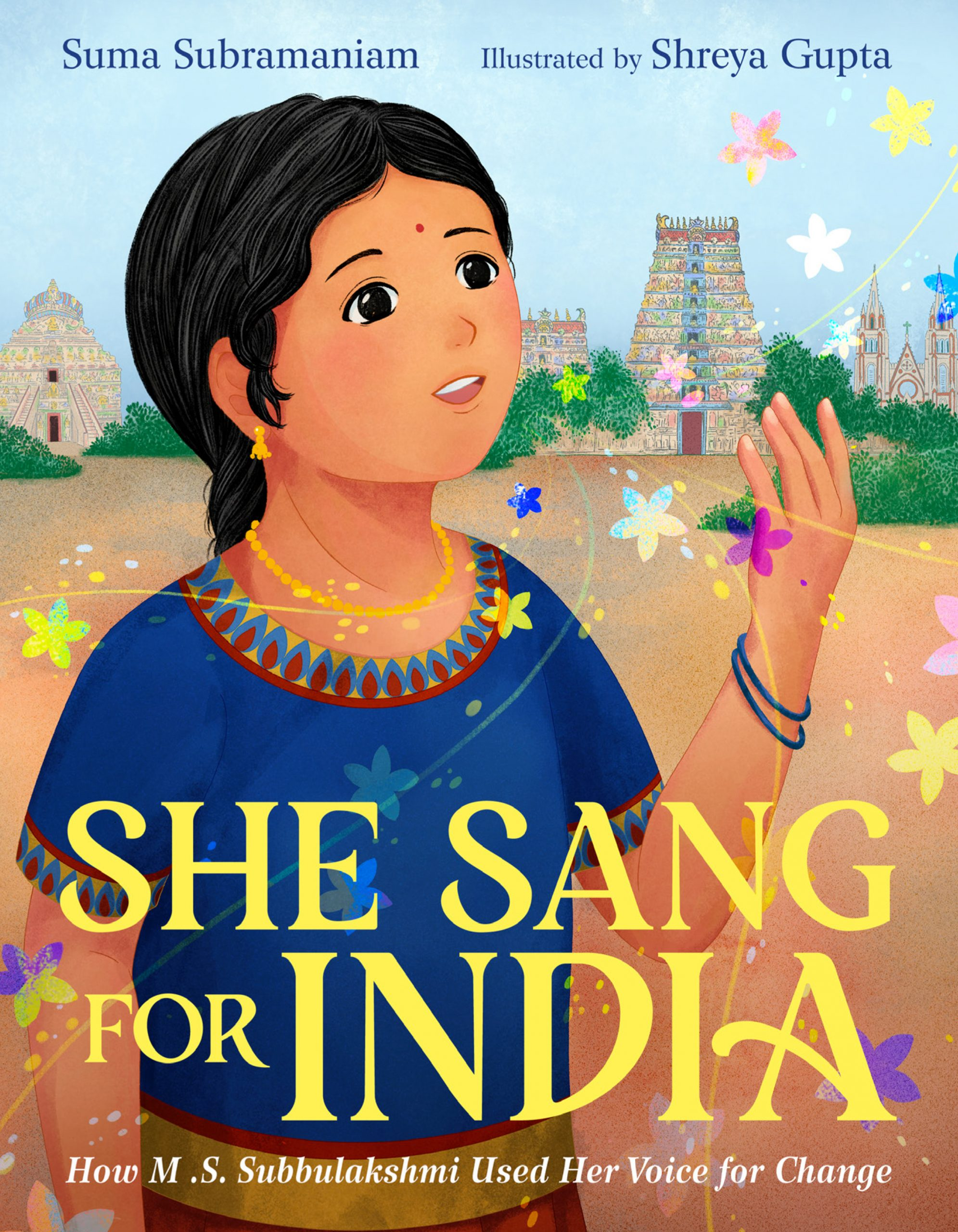 she sang for india book cover