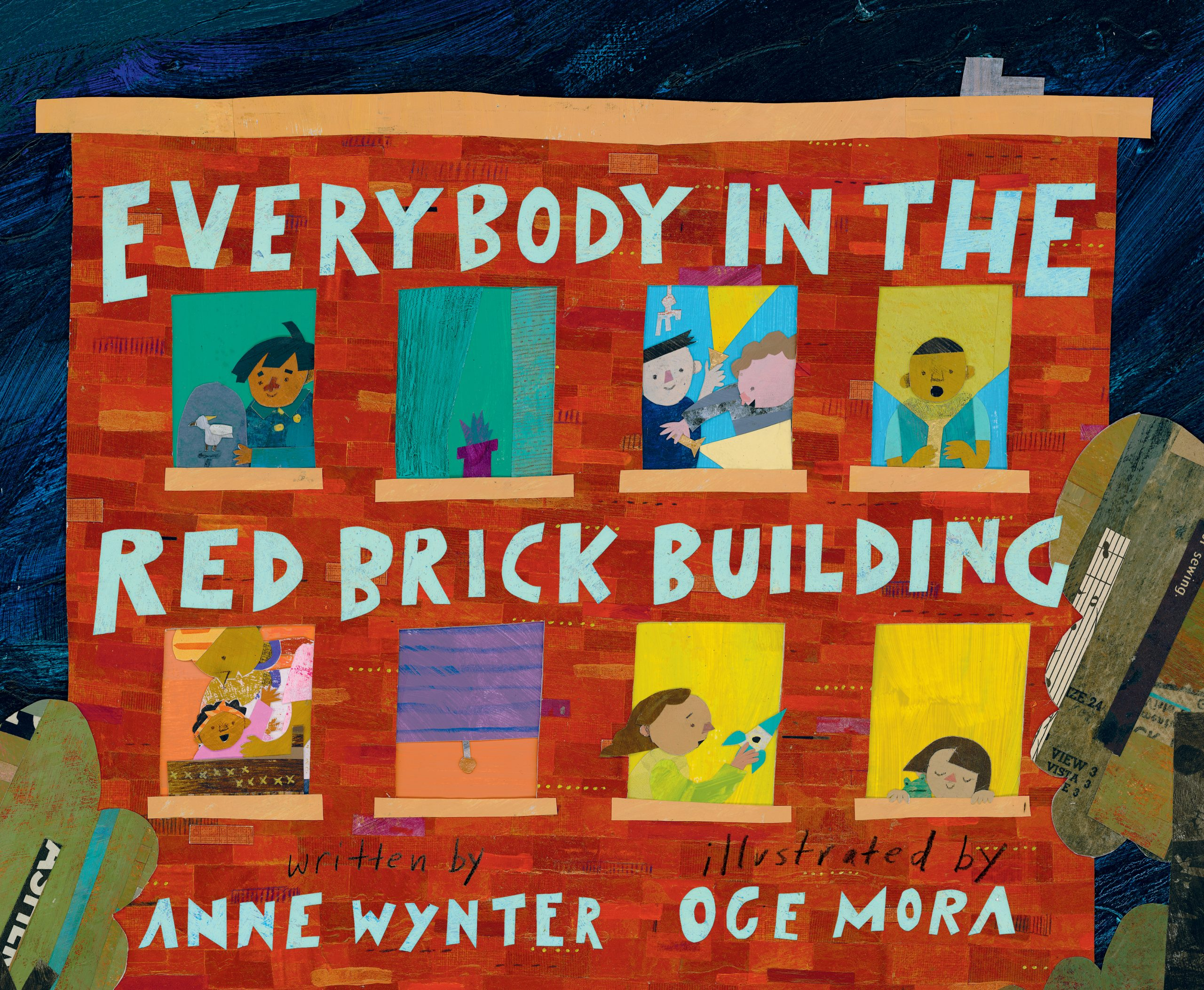 everybody in the red brick building cover