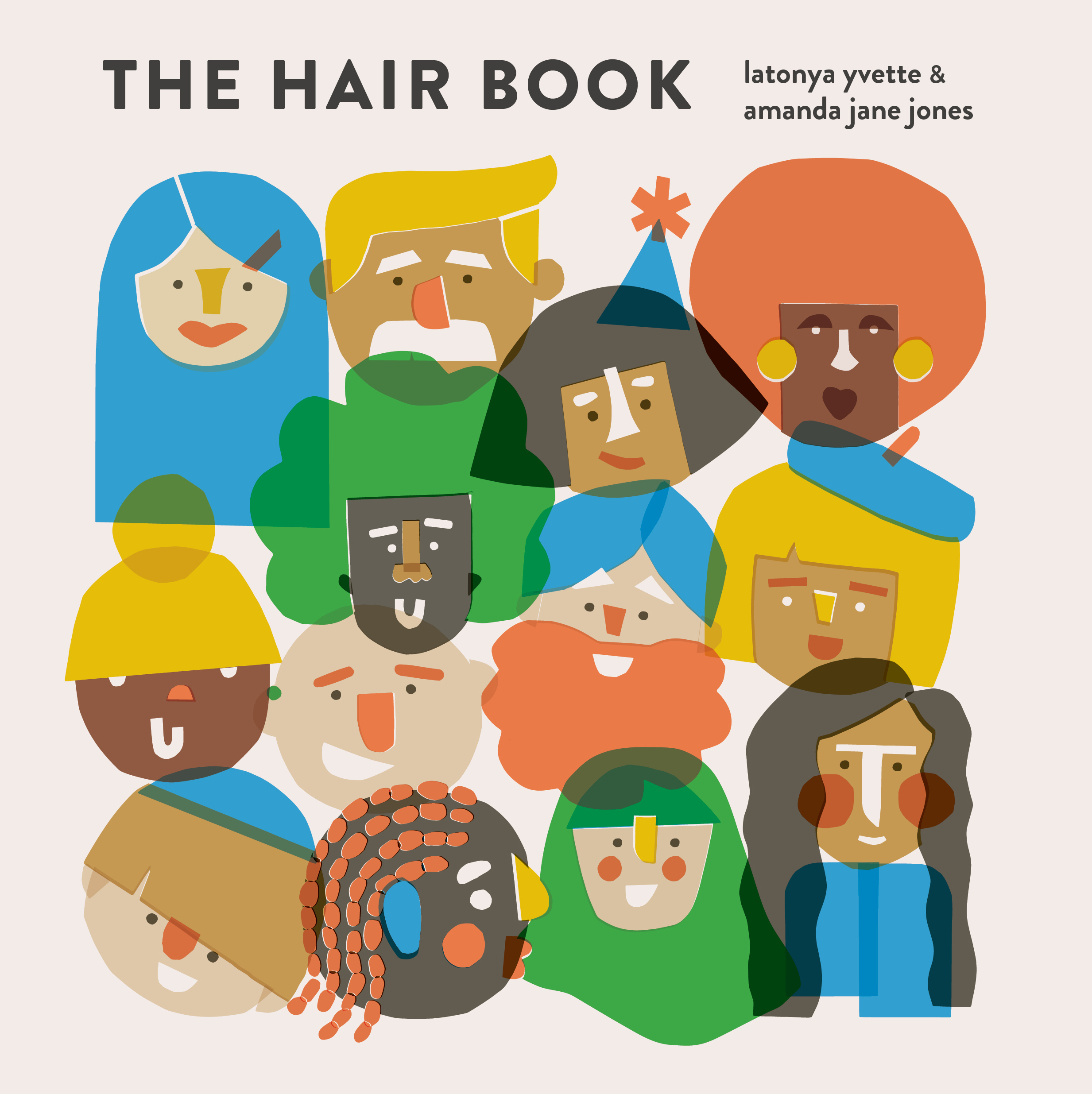 the hair book picture cover