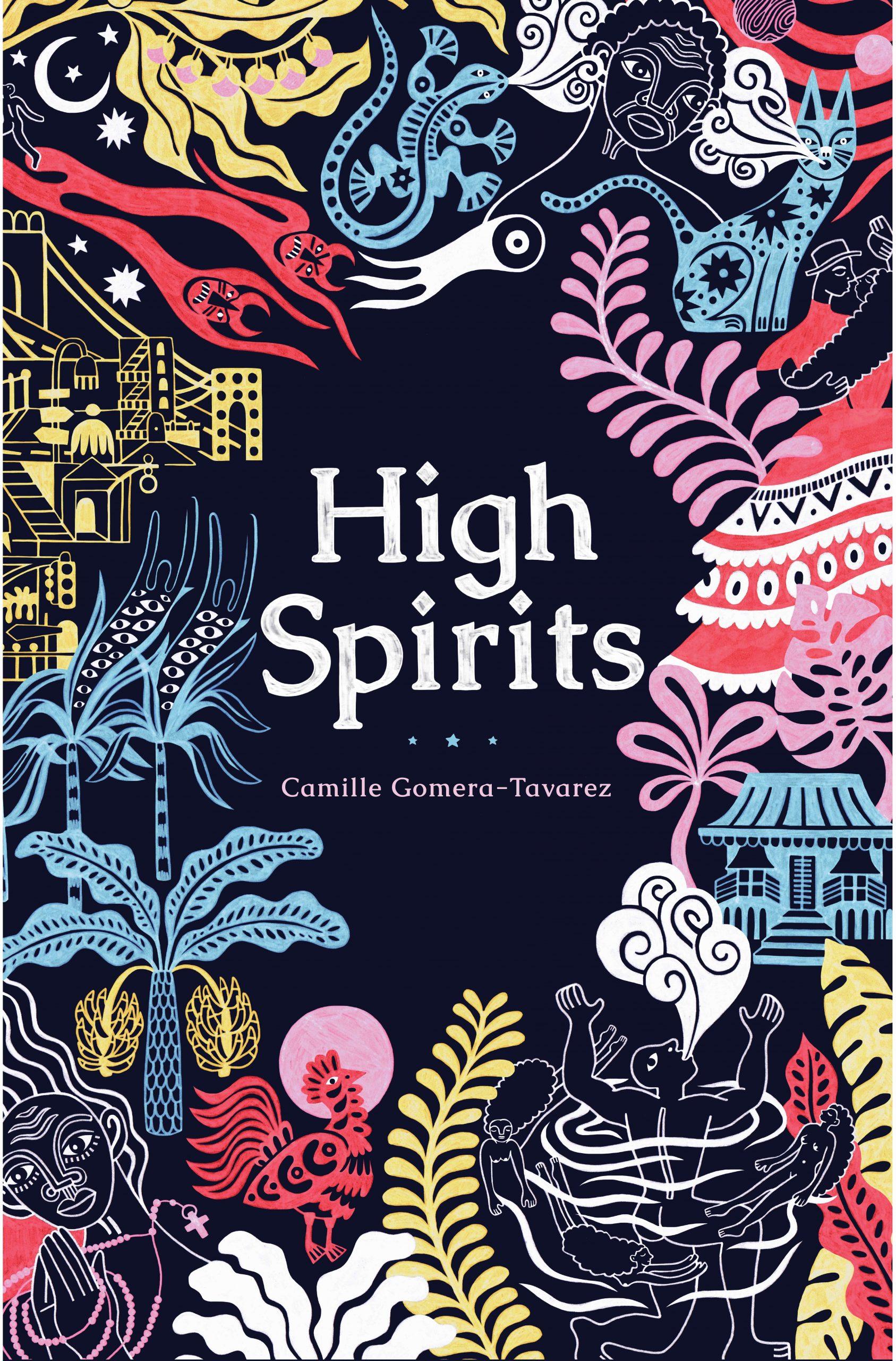 high spirits cover