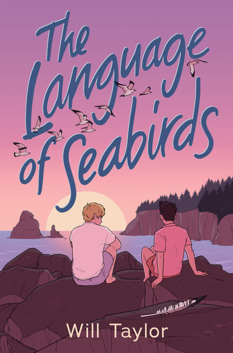 the language of seabirds cover