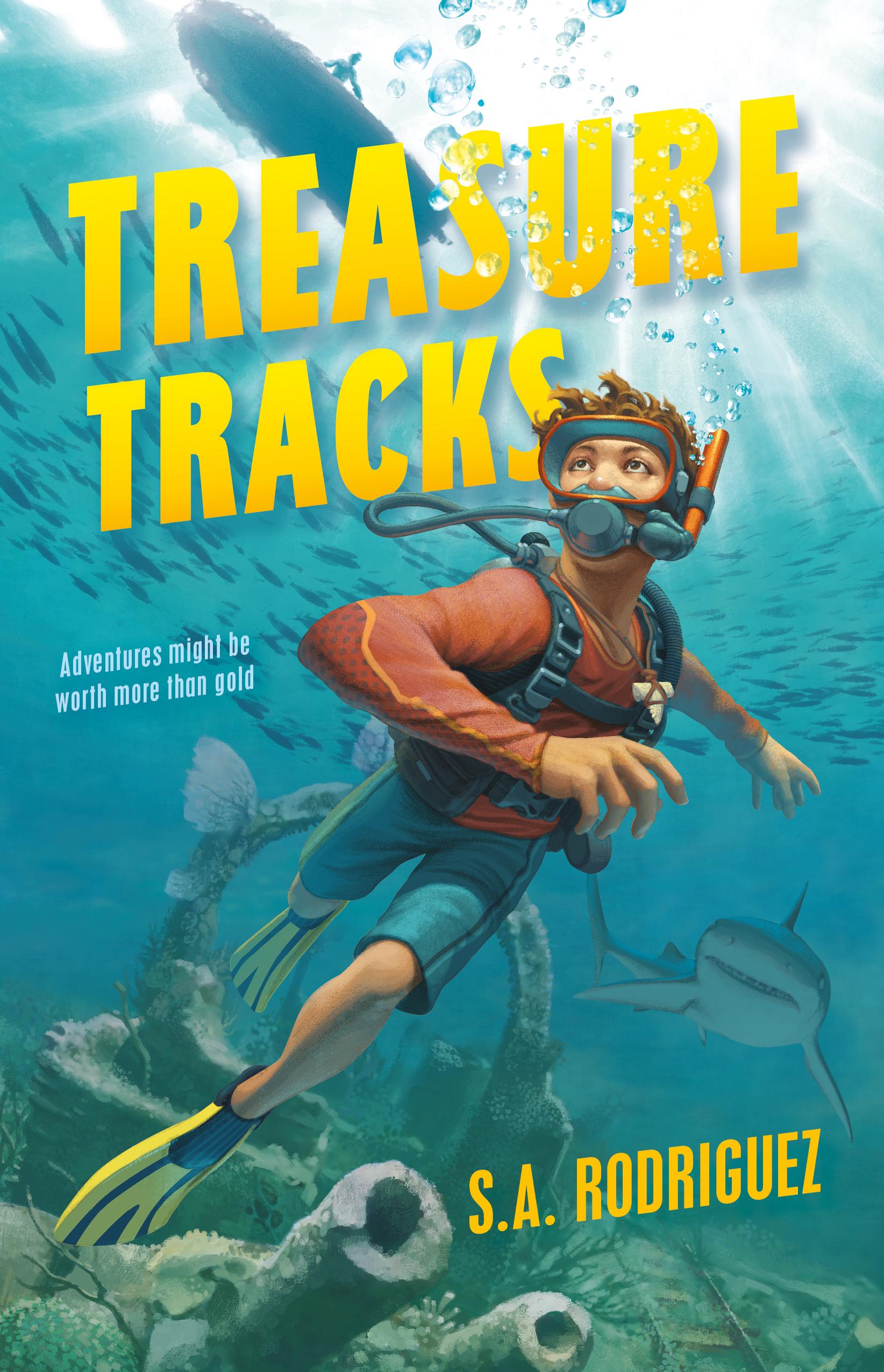 Treasure Tracks cover art