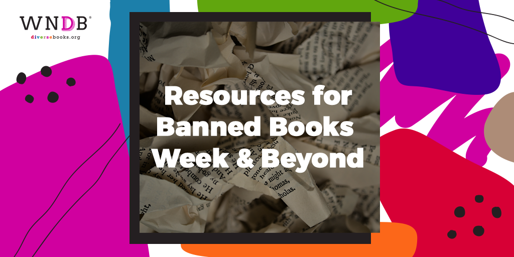 banned books resources header