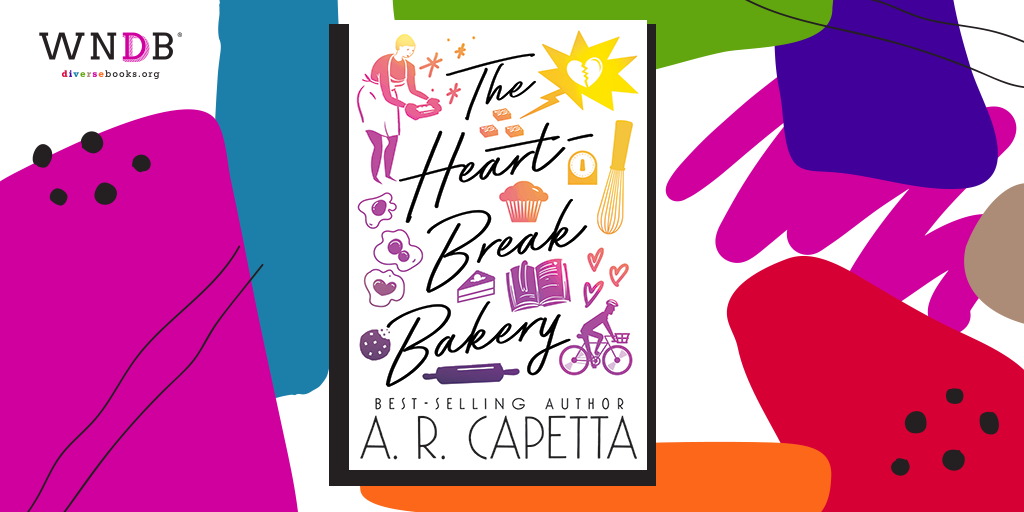 Q&A With A. R. Capetta, The Heartbreak Bakery