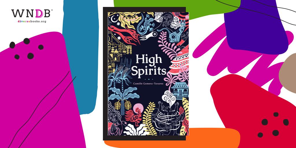 high spirits cover reveal header