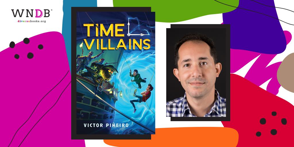 time villains blog header