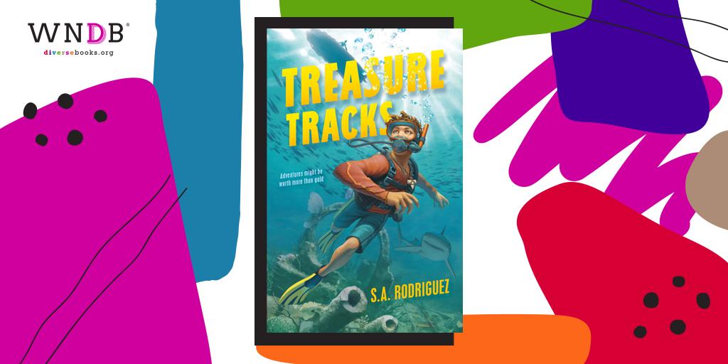 treasure tracks cover reveal header